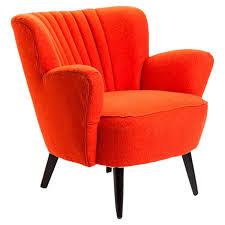 Orange Armchair Best 25 Orange Chairs Ideas On Pinterest Mid Century Modern