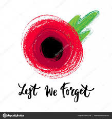 remembrance day poster u2014 stock vector barkarola 150511196
