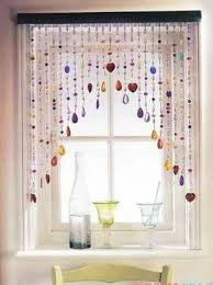 Beaded Window Curtains Beaded Curtain For The Home Pinterest Bead Curtains