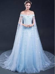 light blue dress princess evening dresses light blue a line princess evening