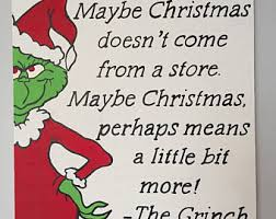 grinch quote etsy