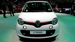 renault america 2015 renault twingo exterior and interior walkaround debut at