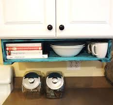 Kitchen Cabinet Storage Baskets Best 25 Under Cabinet Storage Ideas On Pinterest Kitchen