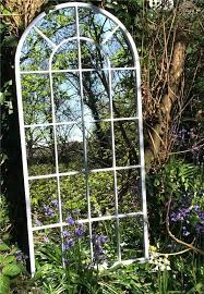 Ideas Design For Arched Window Mirror Outdoor Arched Window Mirror Large Outdoor Window Mirror Mirrors