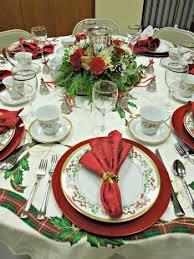 178 best christmas table settings ideas images on pinterest