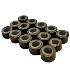 micro rings jet black 18 inch micro rings