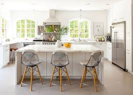 How To Make Bar Stools Ditch Your Bar Stools 15 Chic Ways To Make Kitchens Look