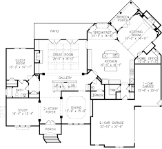 French Floor Plans | french normandy elegance 15643ge architectural designs house plans