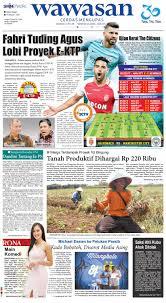 wawasan 04 juni 2013 by koran pagi wawasan issuu