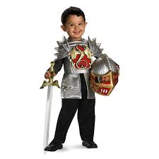 call of duty halloween costumes for kids amazon com deluxe knight of the dragon toddler costume clothing