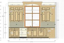 kitchen cabinets planner excellent planning kitchen cabinets floor plan elevations 2 12089