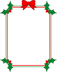 christmas letter templates free greeting card format