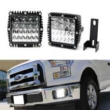 2015 f150 led fog lights f 150 100w combination beam hyperspot led fog light kit