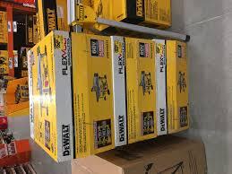 dewalt flexvolt 60v max cordless table saw kit battery