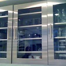 stainless steel kitchen cabinet doors uk stainless steel doors and drawers free uk mainland delivery