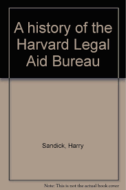 aid bureau a history of the harvard aid bureau harry sandick