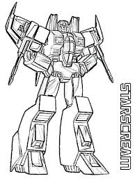 Printable Transformers Coloring Pages Free Bumblebee Online Transformer Color Page