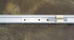 Masonite Bifold Closet Doors How To Install A Bi Fold Closet Door Handymanhowto