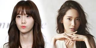 hair styles without bangs poll bangs vs no bangs female celeb hairstyles allkpop com
