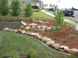 Bush Rock Garden Edging Bush Rock Garden Edging Living Edge Landscapes Of Sydney Australia