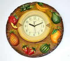 Shop Online Decoration For Home by Handmade Paper Mache Wallclock For Home Decorating Shop Online