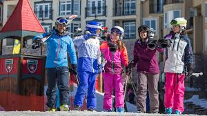 winter equipment rentals tremblant skis and snowboards