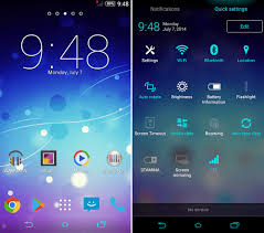 xperia colormix theme apk gizmo bolt exposing technology - Thema Apk