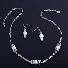 freshwater pearl necklace set images Buy original design nowadays jewelry natural jpg