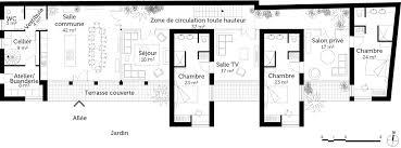 chambre hote design plan maison d hôte design ooreka
