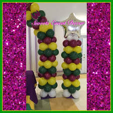 Diy Barney Decorations 17 Best Barney Theme Decoration By Sweets Event Decor Images On