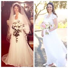 wedding dress alterations heirloom gown transformation