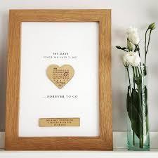 1st anniversary gifts for husband 1st wedding anniversary gifts paper anniversary gift ideas
