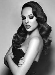 long black hairstyles 2015 with pin ups hairstyles to do for vintage pin up hairstyles for long hair best