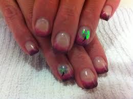 day 72 irish twist nail art nails magazine