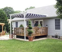 Deck Canopy Awning Canopy Idea Guide Awnings Sunrooms Installation Service