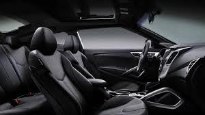hyundai veloster turbo red interior 2017 hyundai veloster interior youtube