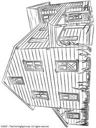 coloring pages houses printable coloring pages for adults victorian houses google