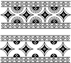 traditional design border designs patterns to tranfer works by sumathi indian