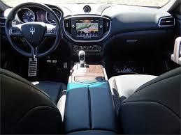 2015 Maserati Ghibli Interior Used 2015 Maserati Ghibli S Q4 For Sale In Los Angeles Ca