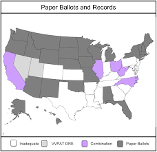paper prophets why e voting is on the decline in the united