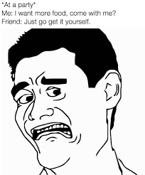 Shy Meme - 23 situations everyone who grew up shy will understand memes