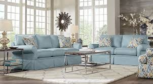 Blue Living Room Set Home Design Ideas - Living room sets rooms to go