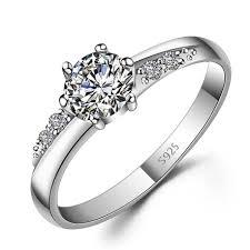 engraved promise rings images Custom rings for her custom name engraved zircon promise ring for jpg