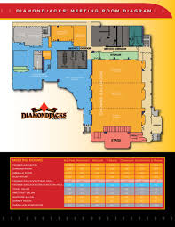 Casino Floor Plan by Sales U0026 Catering Floor Plan Diamond Jacks Casino Bossier City