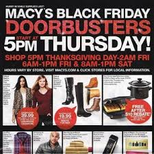 what time does amazon app black friday start macy u0027s black friday 2017 sale deals u0026 ad blackfriday com