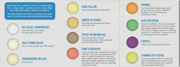 what your urine color says about your health u2013 okpeke fashion