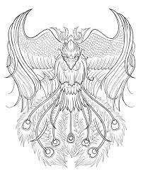 chinese phoenix drawing google search phoenix pinterest