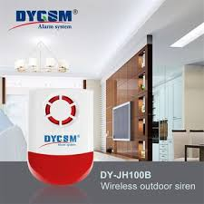 siret bureau veritas china home alarm system portable 12 220v strobe siren from shenzhen