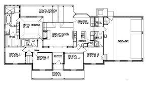 Ranch Open Floor Plan 23 Artistic 3 Bedroom Ranch Open Floor Plan Architecture Plans