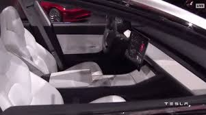 the tesla model 3 event in gifs u2013 product hunt